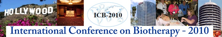 International Conference on Biotherapy - 2010